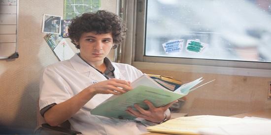 "Vincent Lacoste interpreta al joven médico protagonista de ""Hipócrates"""