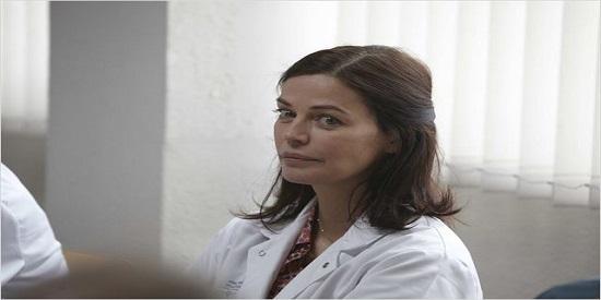 La actriz Marianne Dennicourt