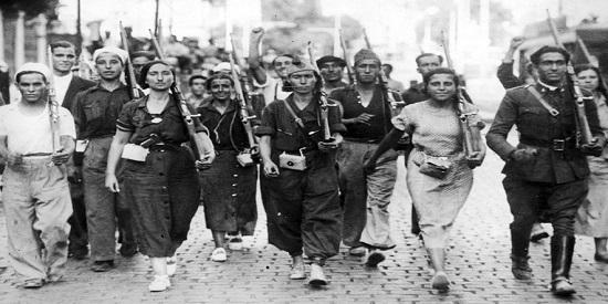 La guerra civil española en la novela de Fernando Martínez López