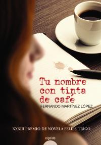 TU NOMBRE CON TINTA DE CAFÉ 6