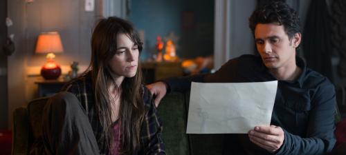 Charlotte Gainsbourg y James Franco en Todo saldrá bien