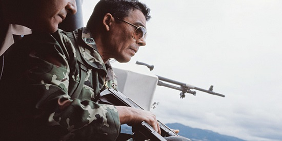 El ejército guatemalteco es el responsable del 90% de las violaciones de los derechos humanos