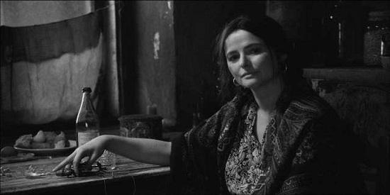 La actriz Jowita Budnik interpreta a la poeta gitana.