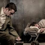 Alberto Conejero en La piedra oscura verbaliza el miedo a ser