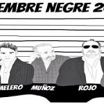 Arranca Noviembre Negre, el festival literario y cinematográfico de Sagunto