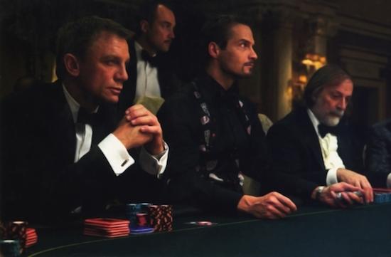 "Charlie Levi en ""Casino Royal"""