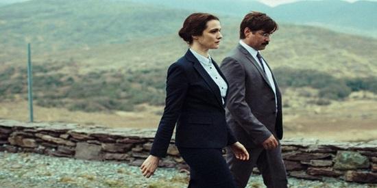 Colin Farrell y Rachel Weisz, protagonistas de la última película del director girego.