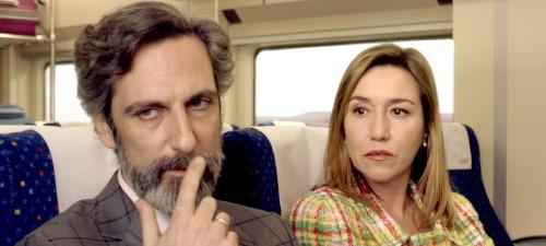 Ernesto Alterio y Lola Dueñas en Incidencias