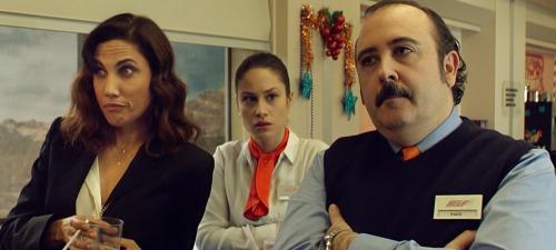 Toni Acosta, Aida Folch y Carlos Areces en Incidencias