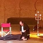 Con El veneno del teatro, César Gil, se despide como actor