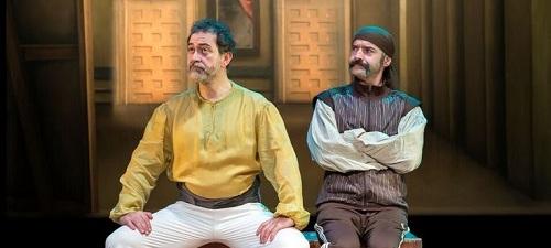Rinconete y Cortadillo / Cervantes / Conejero / Bolta / Sexpeare