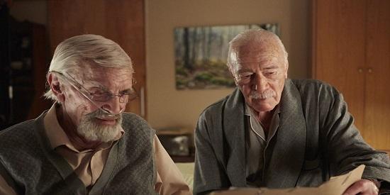 Una película sobre el Holocausto y la fragilidad de la memoria.