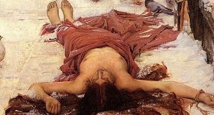Sacrificio, de Alberto R. Torices