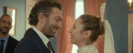 Vincent Casell y Emmanuelle Bercot de boda 214864