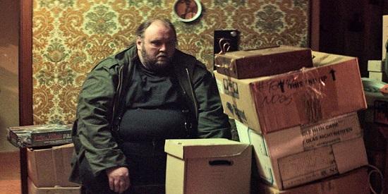 """El director Dagur Kári le debe a Gunnar Jónsson buena parte del éxito de """"Corazón gigante"""""""