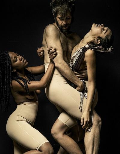 Un trío marnifico el formado por Rosa Varona, Santi Senso y Ana Rijas