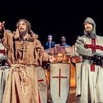 Se estrena «La conquista de Jerusalén por Godofre de Bullón», un Cervantes por sorpresa