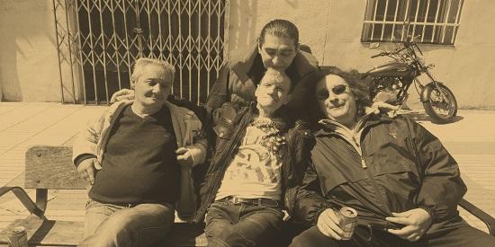 En su barrio, Canillejas, y en el bar del Suso encuentra Paco Gómez Escribano las fuentes de su inspiración.
