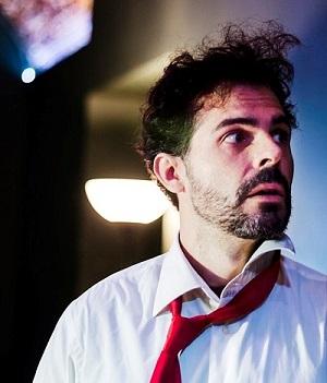 """El actor Jesús Gandía, es el """"Otro"""" Foto Mar Argüello Arbe"""