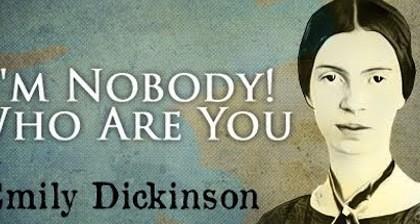 Casi unos versos de Emily Dickinson