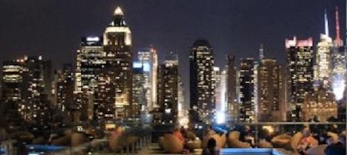 Bailando en las azoteas de Nueva York