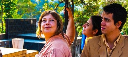 """""""La tierra de los que duermen"""" de la Cia. Teatro documental, dirigida por Marcelo Soler"""