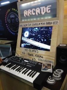 Arcade musical