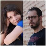 Andrea Aguirre y Rubén Romero Sánchez