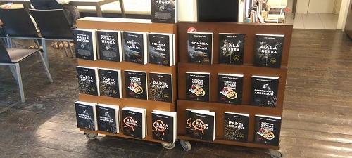 Arranca La Orilla Negra, una colección nueva de novela negra que aproxima orillas