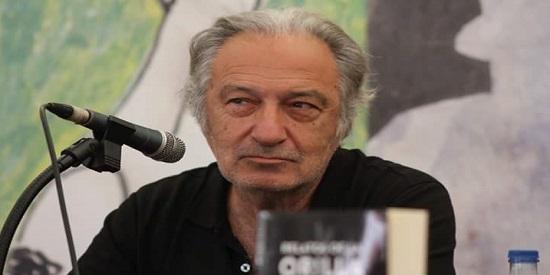 """El director de """"La Orilla Negra"""" José Luis Muñoz en la Semana Negra de Gijón."""
