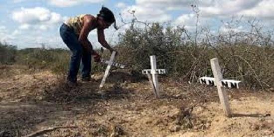 La guerra colombiana causó 220.000 muertos en 52 años.