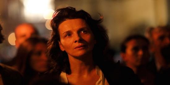 Juliette Binoche impone un dramatismo contenido a su interpretación.
