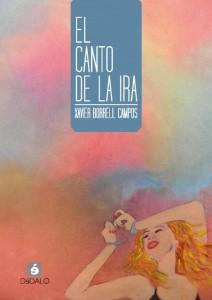 La primera novela de Borrell Campos
