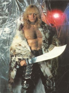 ... y éste, Thor.