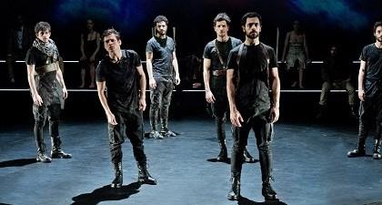 Ilíada, en versión de Guillem Clua y dirigida por José Luis Arellano para Proyecto Homero