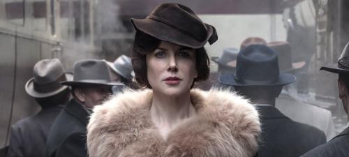 Nicole Kidman encarna a la pareja sentimental del escritor Thomas Wolfe en El editor de libros
