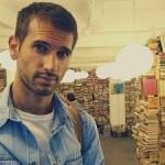 Juan Arcones, autor de DextroCardiaco: Nos da un miedo terrible la soledad