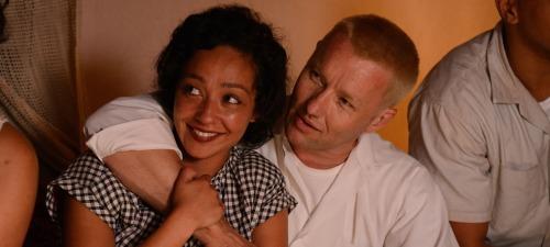 Ruth Negga y Joel Edgerton da vida al matrimonio Loving en la película de Jeff Nichols