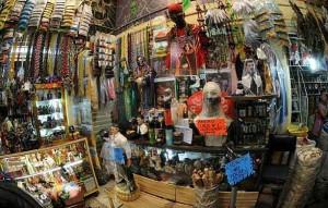 Imagen del mercado de Sonora en el DF.