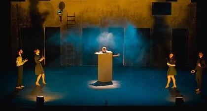 ¿Qué se esconde detrás de la puerta?, de Pablo Canosales, se estrena el Día Mundial del Teatro