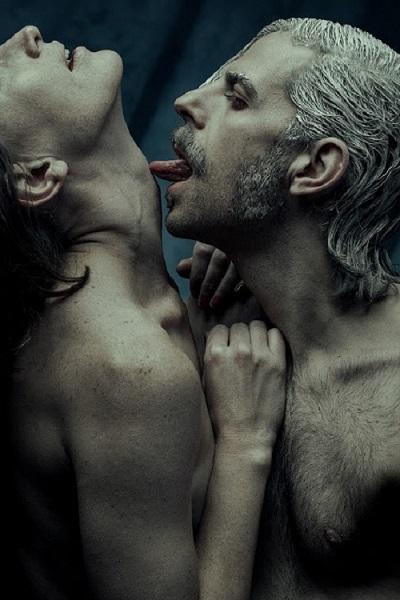 Casta, Peste y Eternidad, un nuevo Acto Íntimo, de Santi Senso Foto Pelayo Zurrón