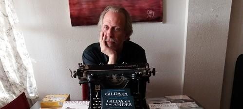 Gilda en los Andes, de Fernando Marañón, es una novela en homenaje al cine