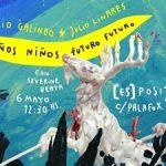 Exposición experimental del pintor de Julio Linares y el escultor Julio Galindo Muñoz