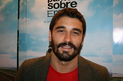 Álex García es Germán Foto de Luis Muñoz Díez