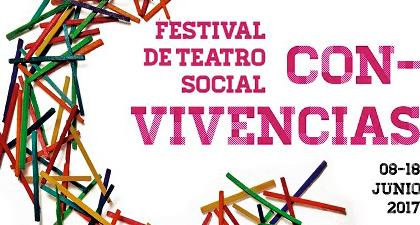 FESTIVAL DE TEATRO SOCIAL CON-VIVENCIAS