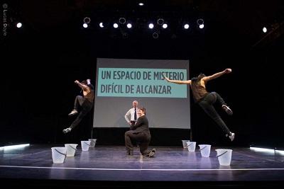 Diario de una orientadora de sala, de Cía. Primo (Buenos Aires, Argentina)
