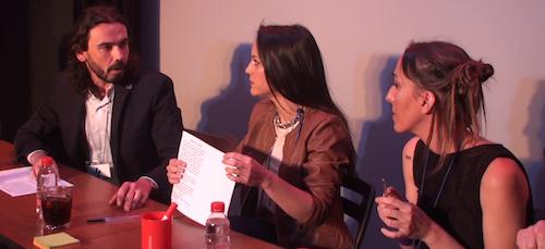 2ª Entrevista a actores: El Experimento el problema de la zapatería