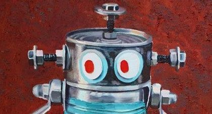 Un universo de robots, de Eugenia Morago, en Madrid