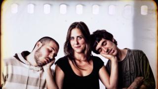 Nicolás Alcalá, Carola Rodríguez y Bruno Teixidor