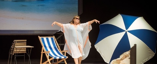 SHIRLEY VALENTINE de Willy Russell.